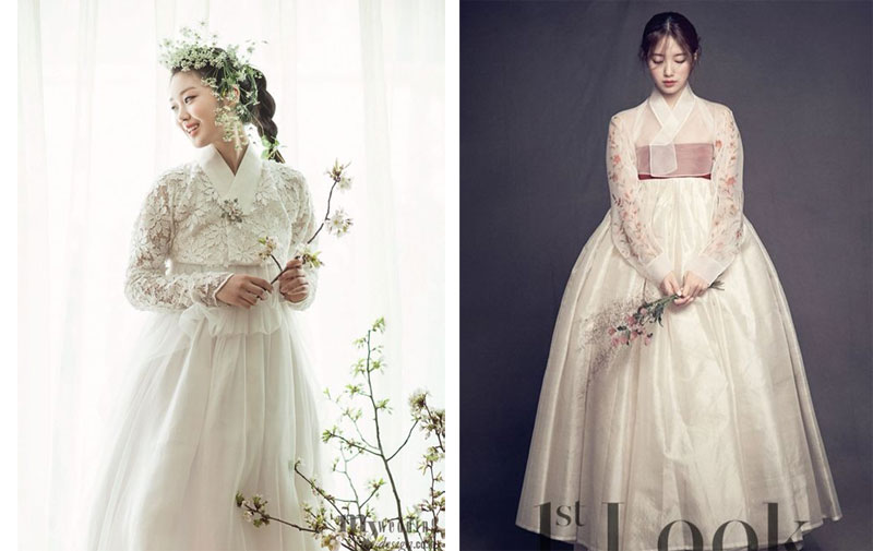 A Showcase of Asia&39s Most Beautiful Wedding Dresses - The Wedding ...
