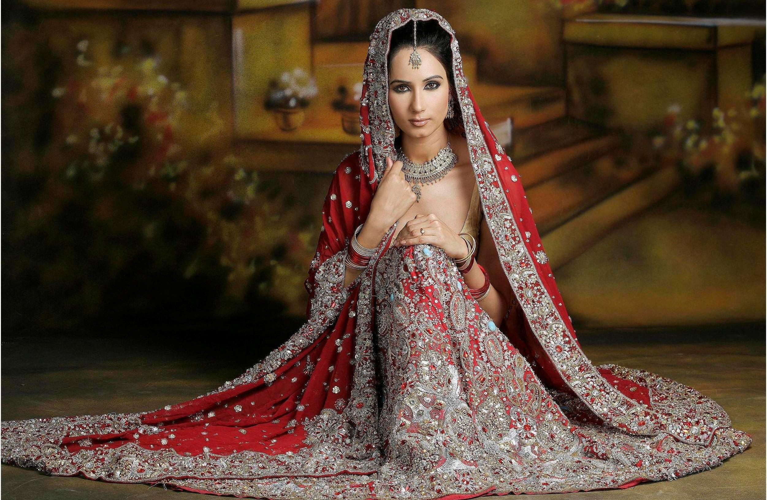 Asian Wedding Dress 2018