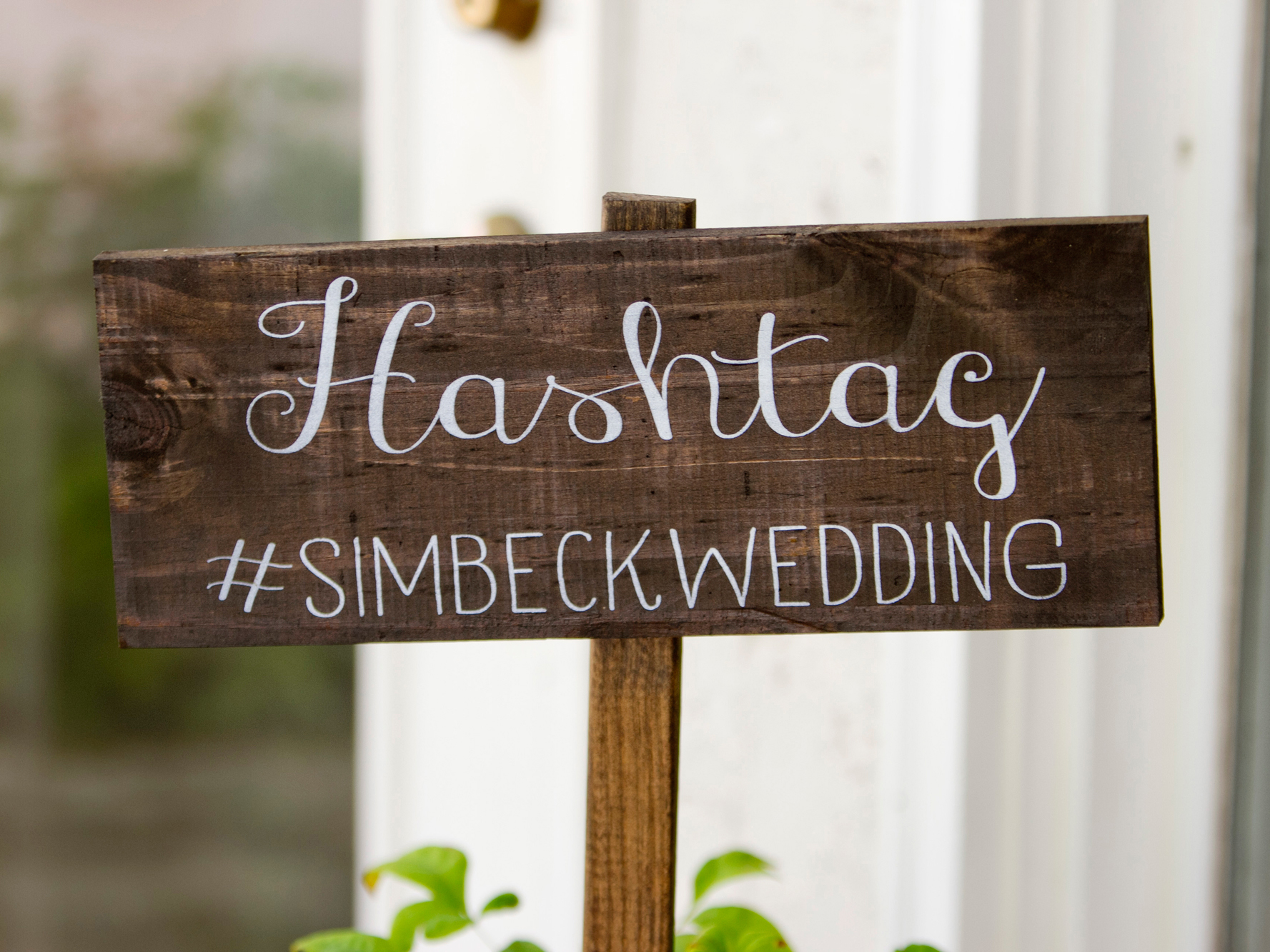How To Come Up With The Best Wedding Hashtag Ever