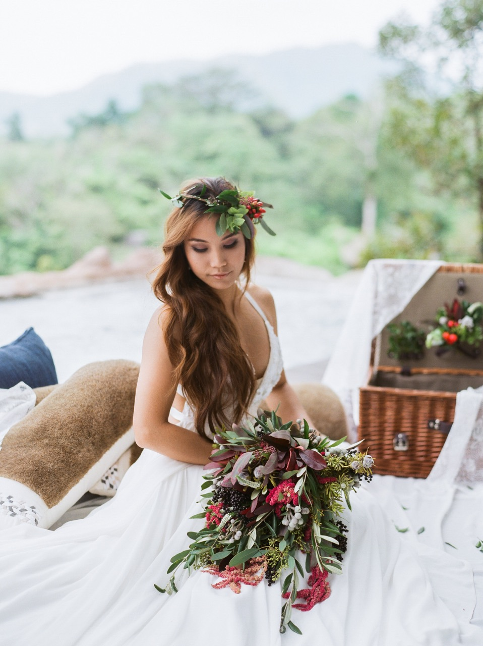 Nymph Inspiration Shoot - The Wedding Bliss Thailand