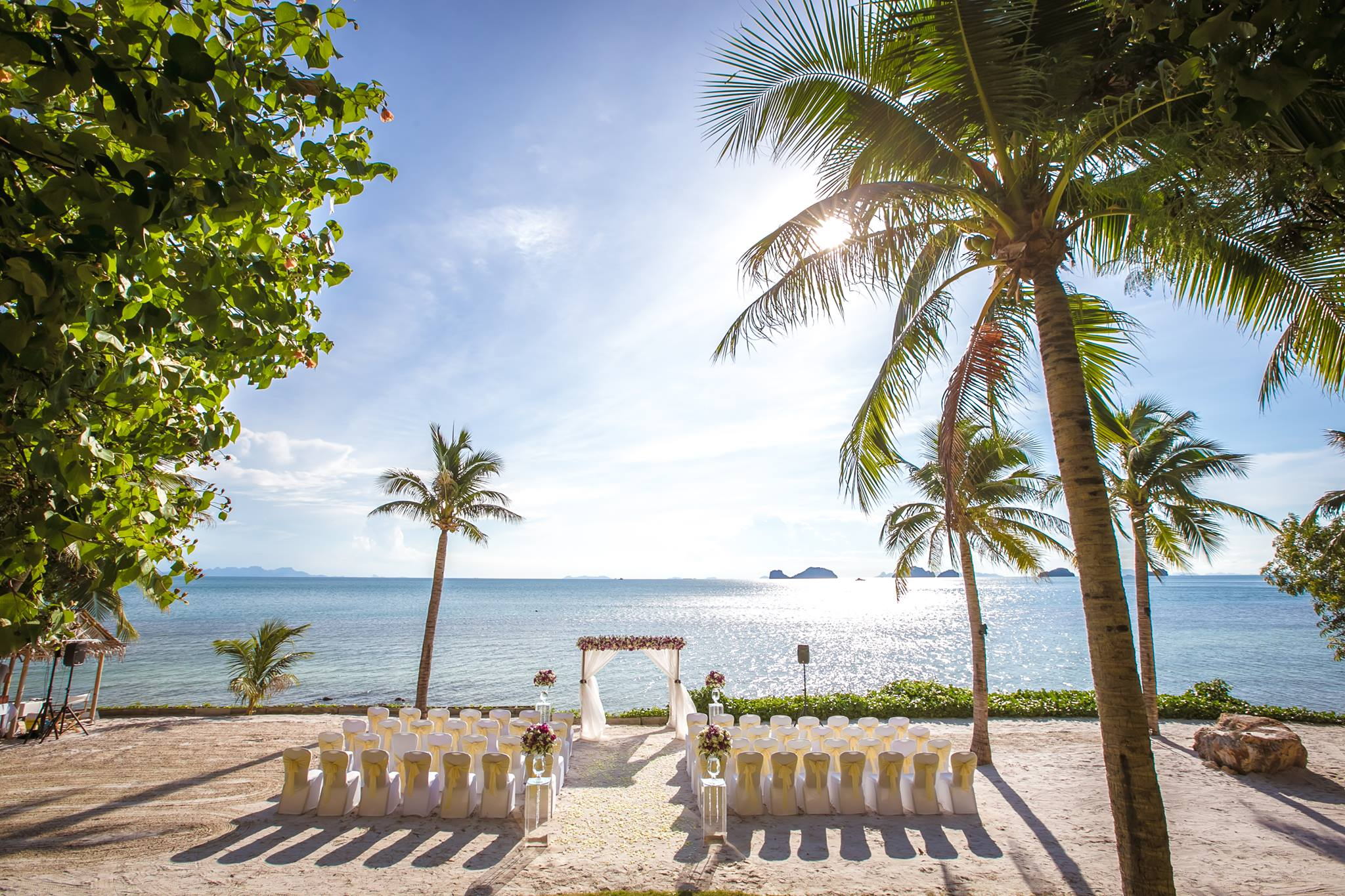 Top Wedding Venues In Koh Samui The Wedding Bliss Thailand