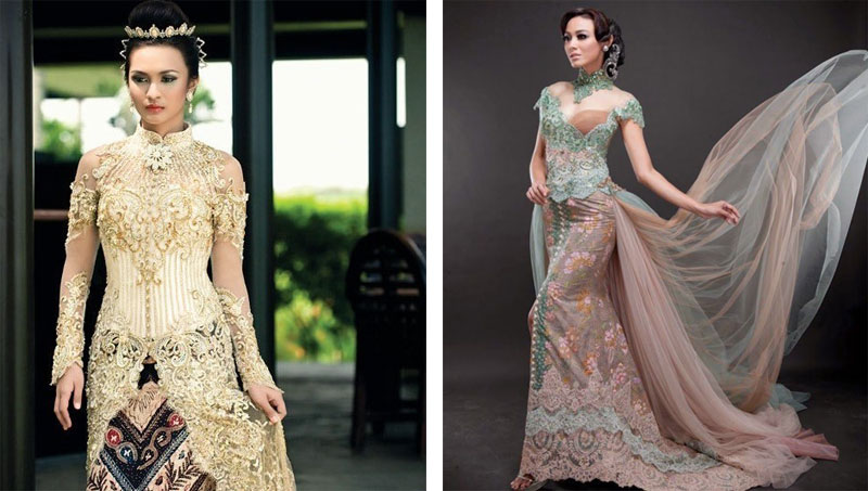 A-Showcase-of-Asia's-Most-Beautiful-Wedding-Dresses-Indonesia -- The Wedding Bliss Thailand