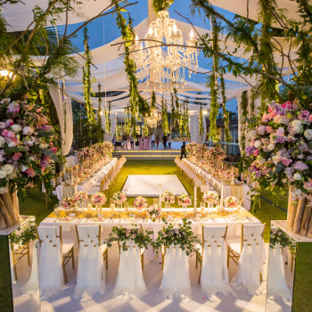 The Wedding Bliss Thailand -- Ideas To Ensure Your Successful Wedding Reception