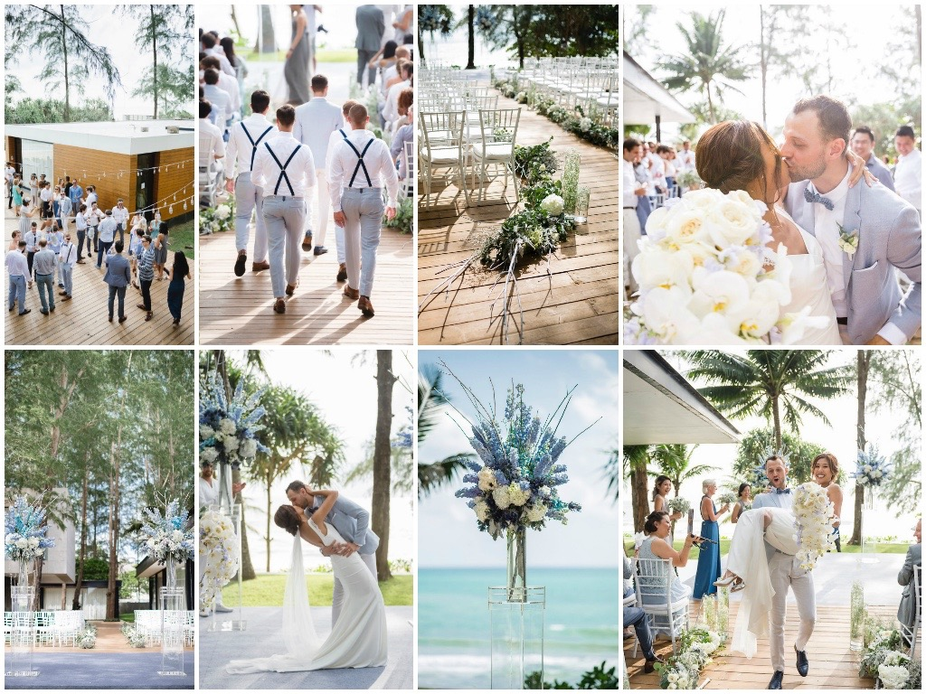 Karis and Francois - The Wedding Bliss Thailand - 2