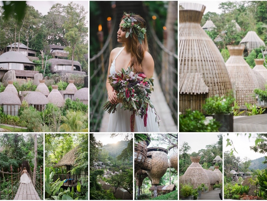 2 - Nymph - New Inspiration Projects - The Wedding Bliss Thailand