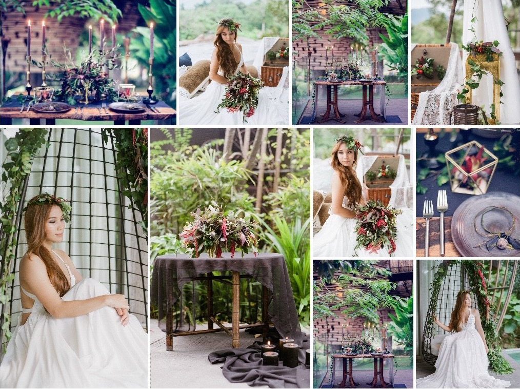 3 - Nymph - New Inspiration Projects - The Wedding Bliss Thailand
