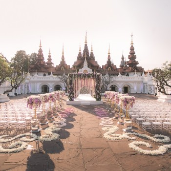 Lanna Fairytale - The Wedding Bliss Thailand