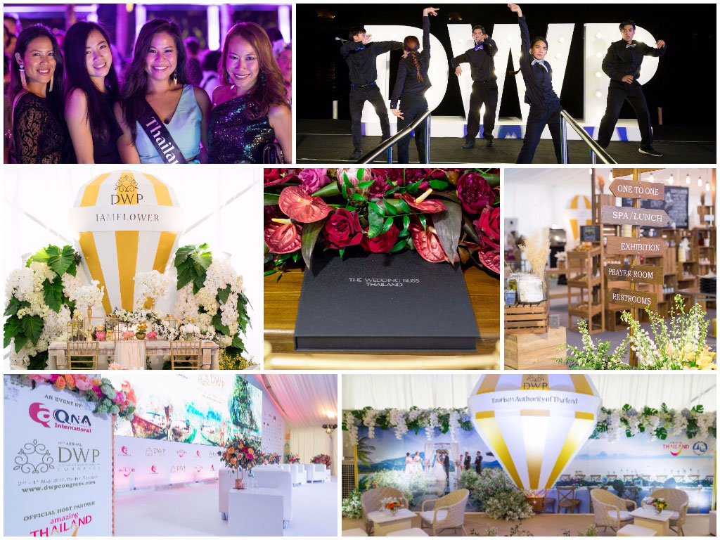 DWP Congress 2017 - The Wedding Bliss Thailand - 1