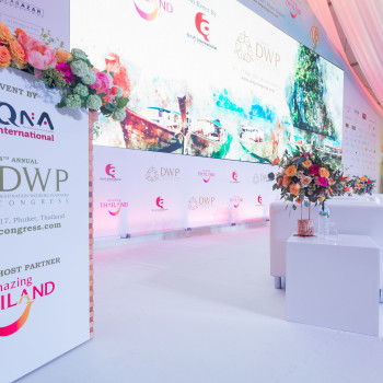DWP Congress 2017 - The Wedding Bliss Thailand