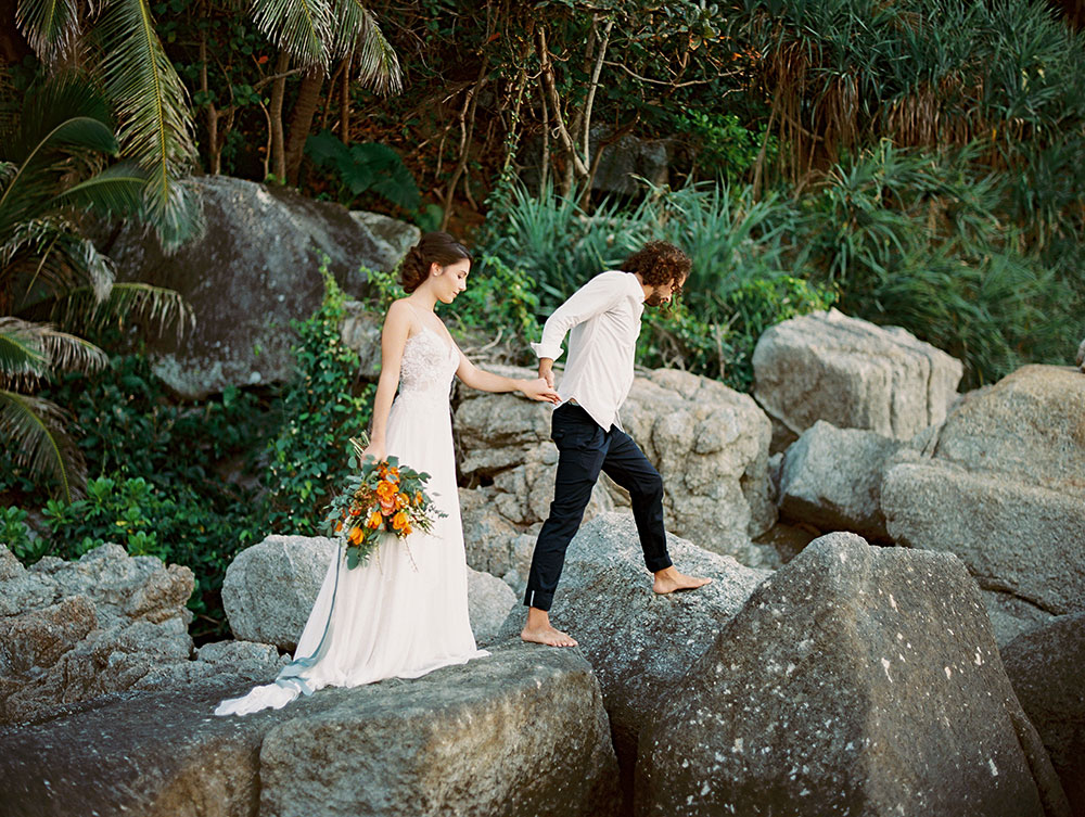 Perfect Wedding in Phuket - The Wedding Bliss Thailand