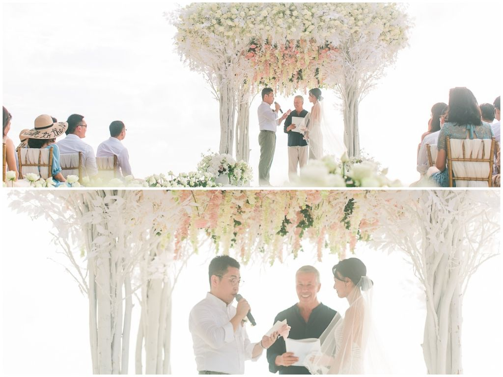 Destination Wedding In Phuket With Two Gorgeous Designs -- The Wedding Bliss Thailand 4