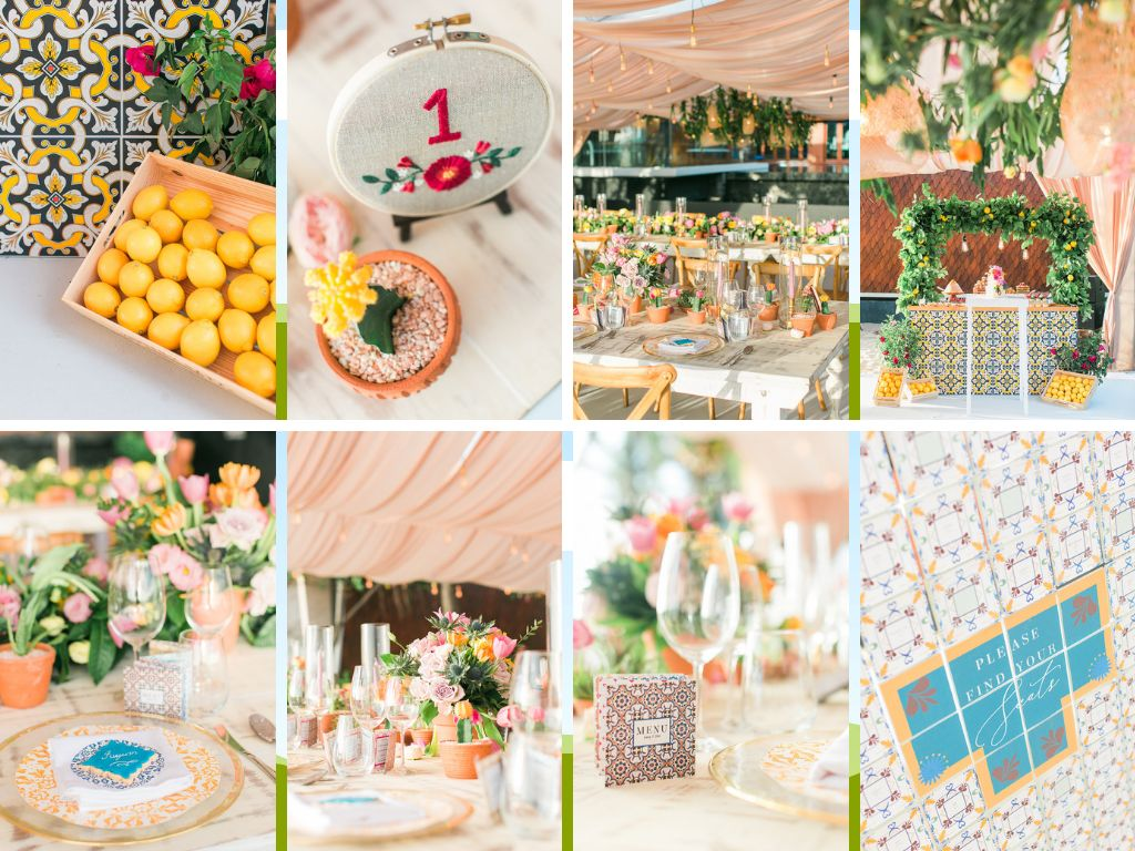 Destination Wedding In Phuket With Two Gorgeous Designs -- The Wedding Bliss Thailand 5