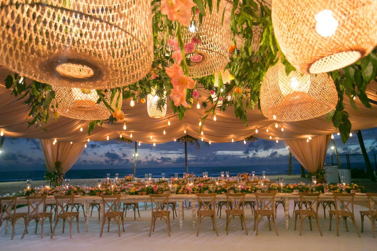 Destination Wedding In Phuket With Two Gorgeous Designs -- The Wedding Bliss Thailand
