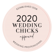 2020 Wedding Chicks Badge